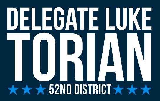 Delegate Luke Torian